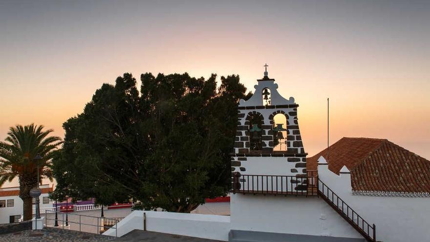 Iglesia de Nuestra Señora de Candelaria.