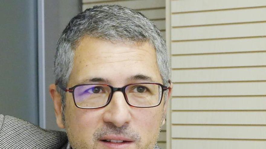 El nuevo secretario de Estado de Medio Ambiente, Hugo Morán.