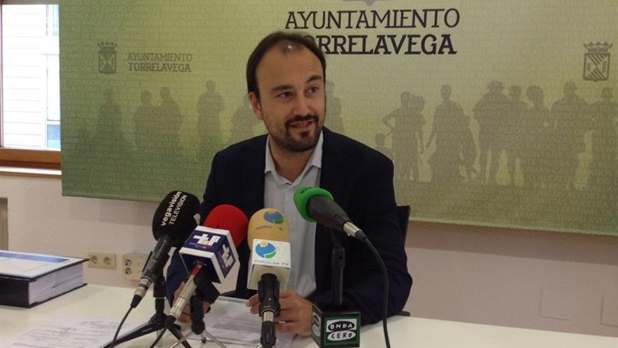 El concejal del PRC, Javier López Estrada