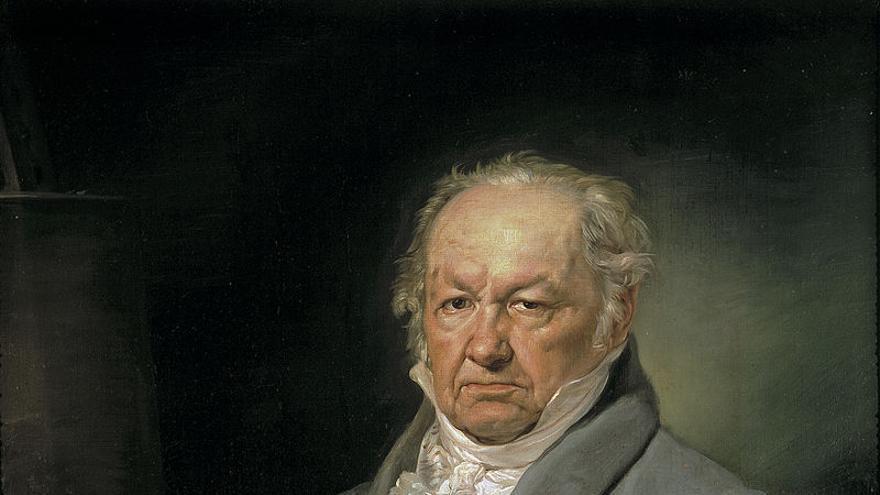 Franciso de Goya. Foto: Wikipedia