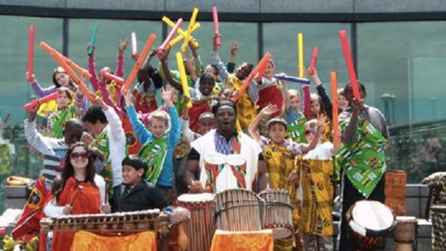 La percusión africana y los bailes tradicionales senegaleses centrarán los talleres para adultos en el Womad