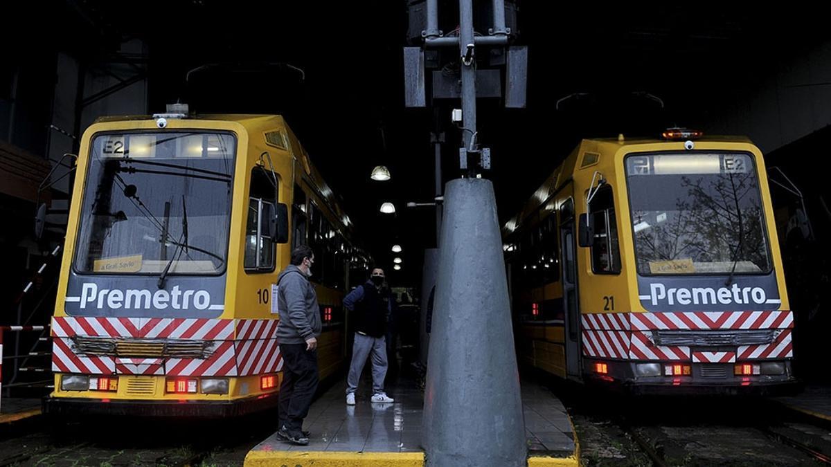 Los Metrodelegados anunciaron para hoy un paro en todas las líneas del subte y el premetro
