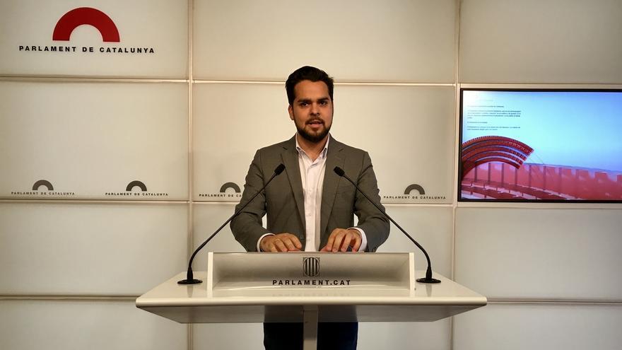 De Páramo deja el Parlament para reforzar en Madrid el equipo estatal de Cs