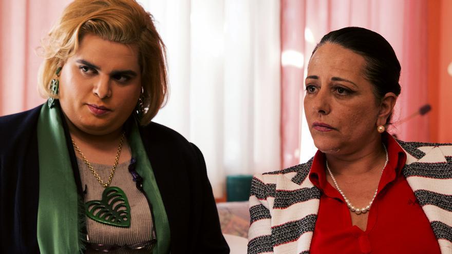 Brays Efe y Yolanda Ramos en 'Paquita Salas'