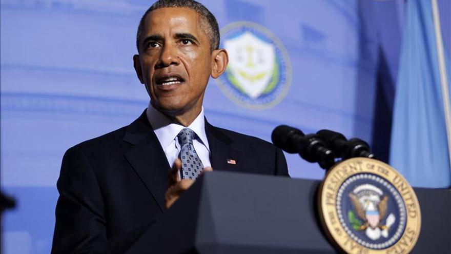 Obama aboga por regular el uso de drones tras el incidente en la Casa Blanca