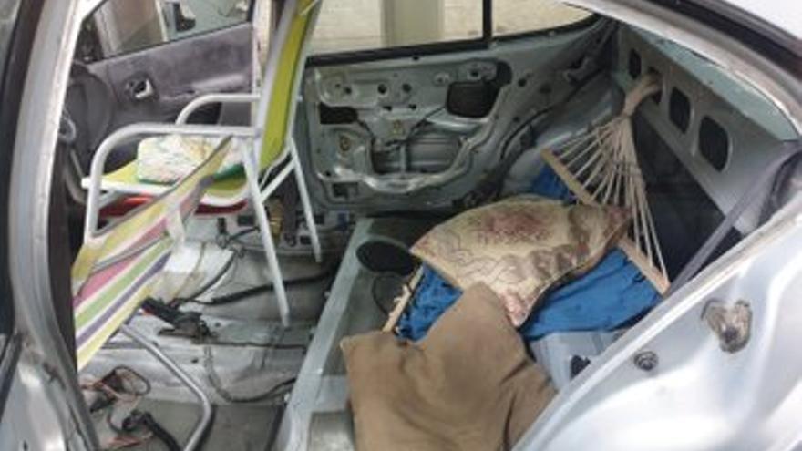 coche playero 2