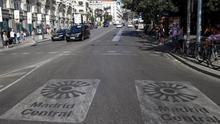 Almeida recorta Madrid Central por segunda vez: una parte de los vehículos podrá entrar