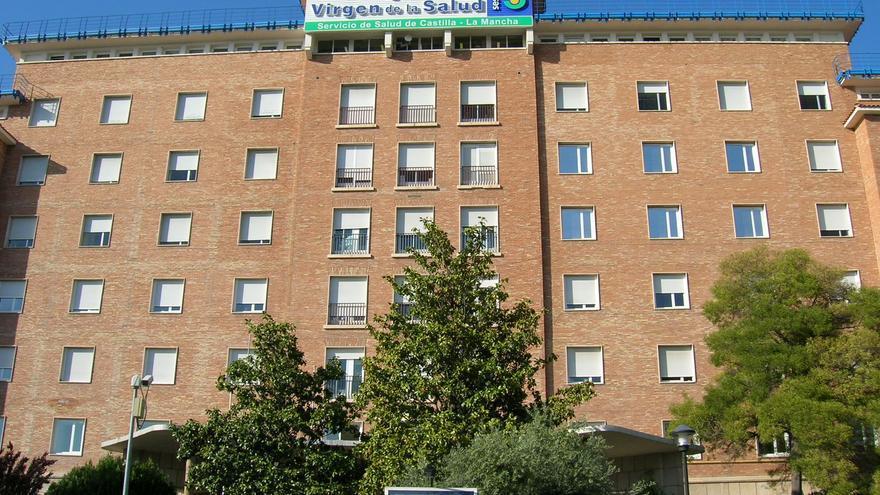 Hospital 'Virgen de la Salud' en Toledo. Foto del SESCAM.