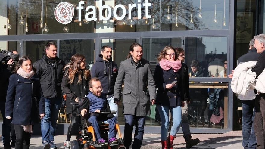 Un colectivo de Podemos lleva a los tribunales los nuevos estatutos redactados por la dirección