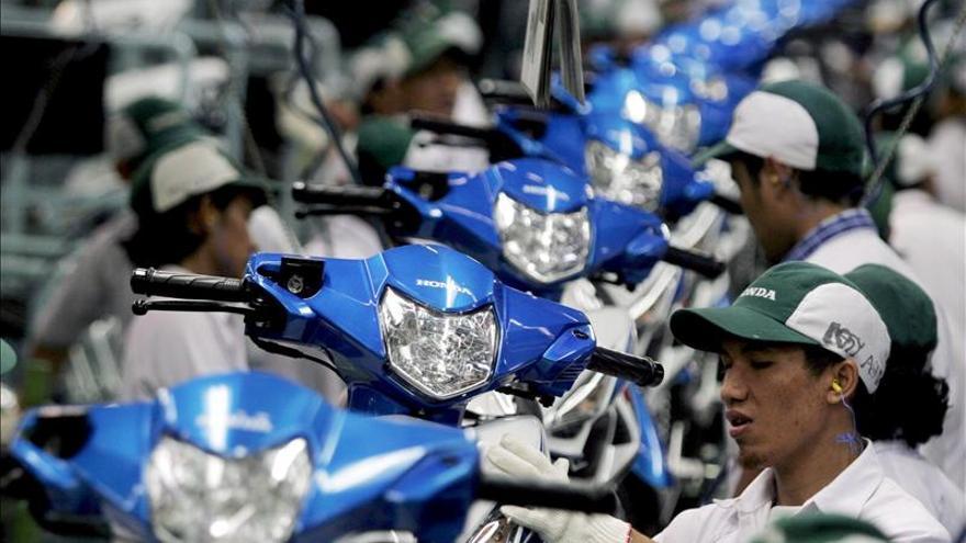 El adelanto de la Semana Santa impulsa el mercado de las motos en abril