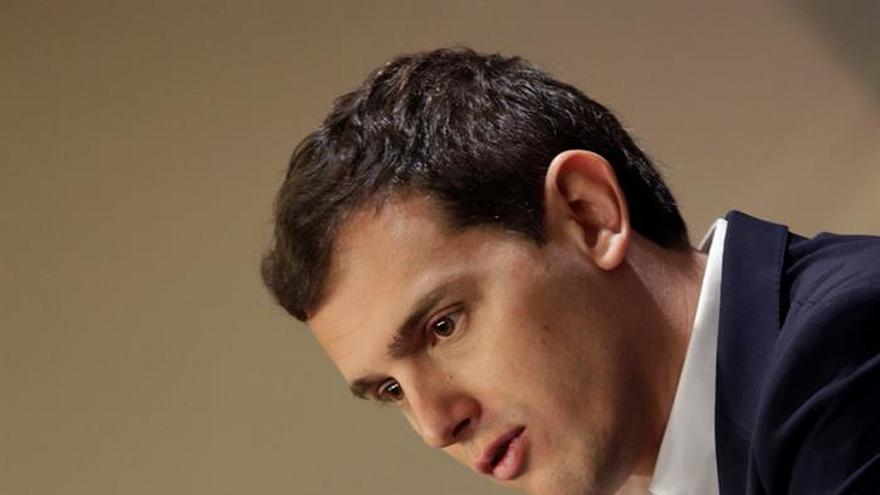 Rivera: Rajoy, Bárcenas o Barberá no pueden liderar nueva era de regeneración