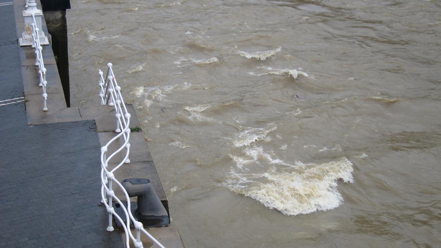 """Activada en Euskadi la fase de emergencia del Plan de Inundaciones en situación """"0"""""""