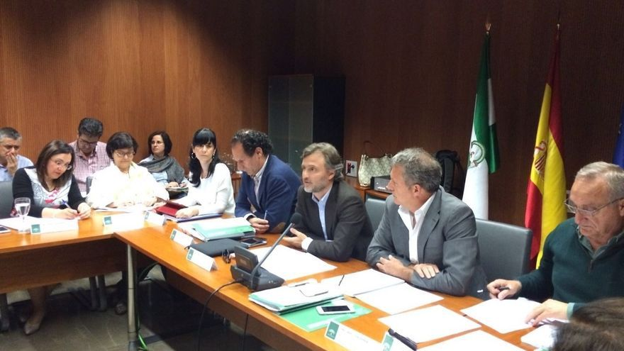 La Junta propone en el Consejo Andaluz de Biodiversidad declarar al lobo ibérico como especie en peligro de extinción