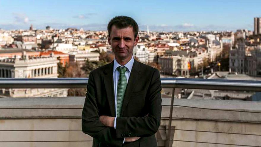 José Pablo López, nuevo director de Telemadrid