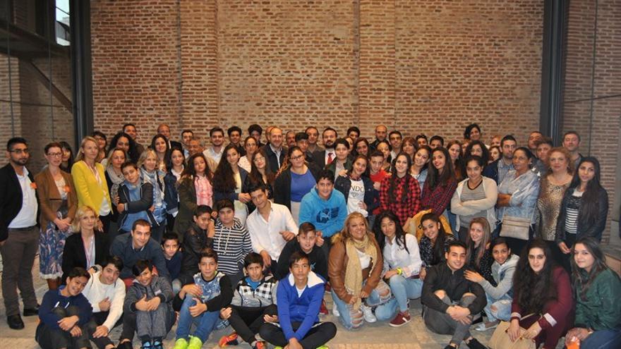 IV Encuentro Regional de Estudiantes Gitanos / JCCM