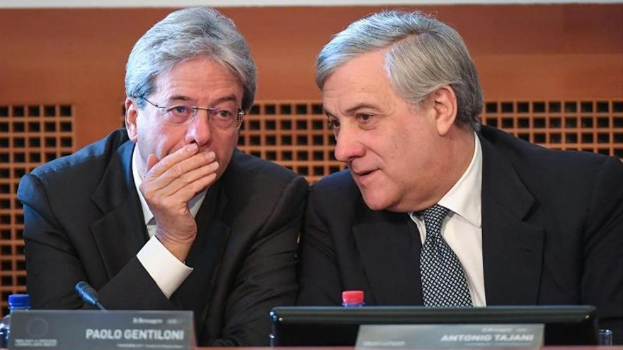 """Tajani insta a redescubrir la """"identidad europea"""" para avanzar en la UE"""