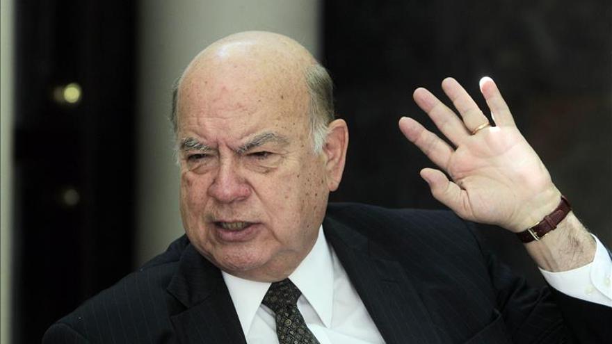 Insulza se despide defendiendo que las sanciones de la OEA sean excepcionales