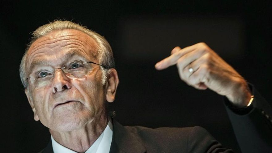 Fainé destaca la figura de Gabarró en su primera junta al frente Gas Natural