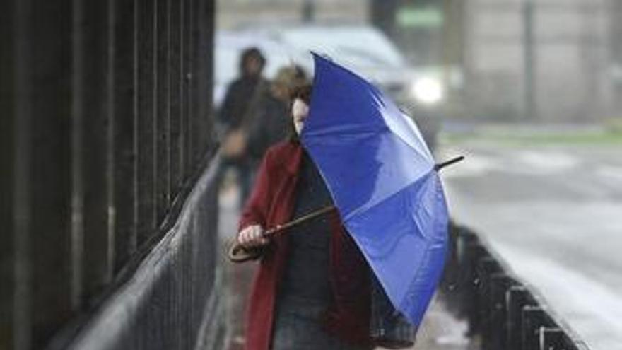 Meteorología pone el domingo en alerta a 41 provincias