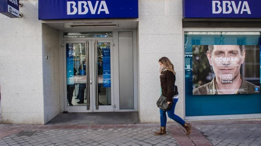 BBVA aumentará su dividendo los próximos años en línea con sus resultados y será al 100% en efectivo