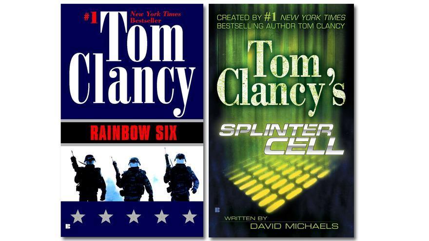 libros tom clancy