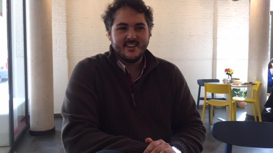 Andreu Escrivá.
