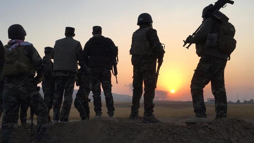 199 españoles han viajado a Siria e Irak para combatir con el Dáesh