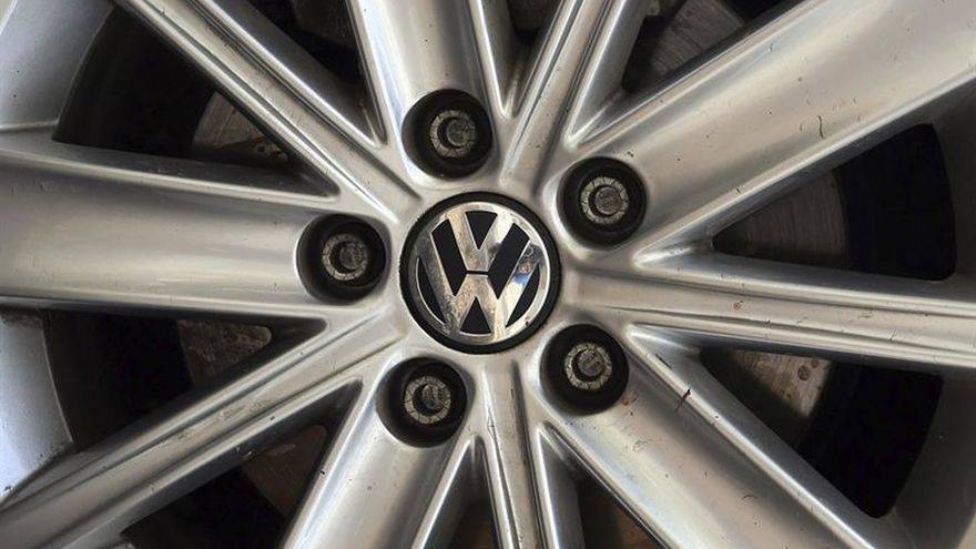 El grupo Volkswagen vende hasta junio 5.116.800 vehículos, el 1,5 % más
