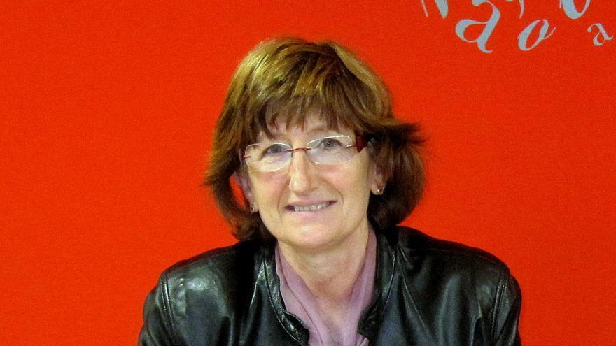 Itziar Idiazabal es coordinadora de la Cátedra Unesco de Patrimonio Lingüístico Mundial de la UPV