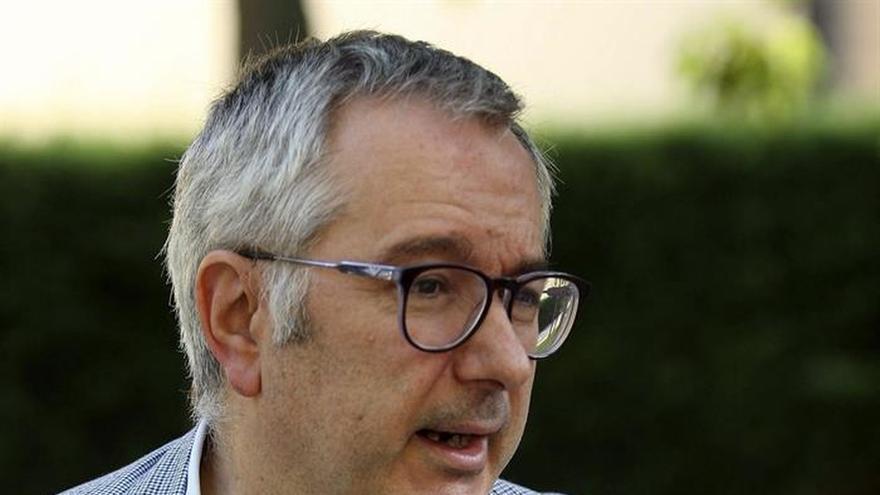 Alfonso Armada, nuevo presidente de Reporteros sin Fronteras España