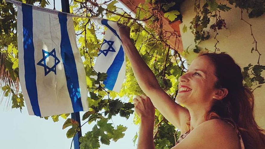 La activista social Stav Shafir participó en el movimiento de indignados de 2011.