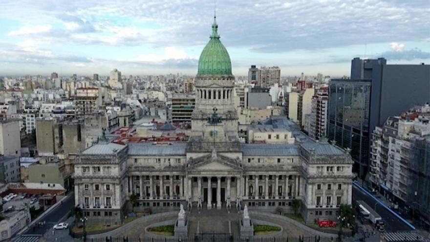 Congreso de la Nación.