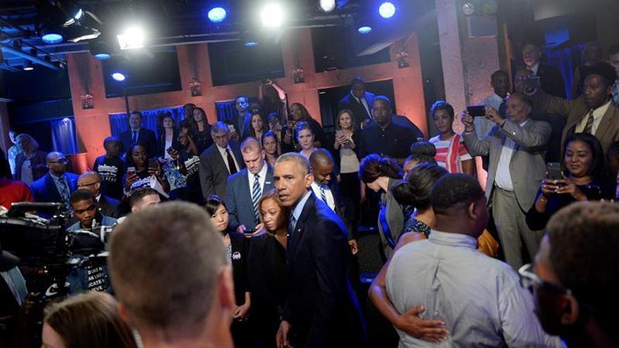 Obama alerta que aún pesa la presunción de peligrosidad sobre los negros en EEUU