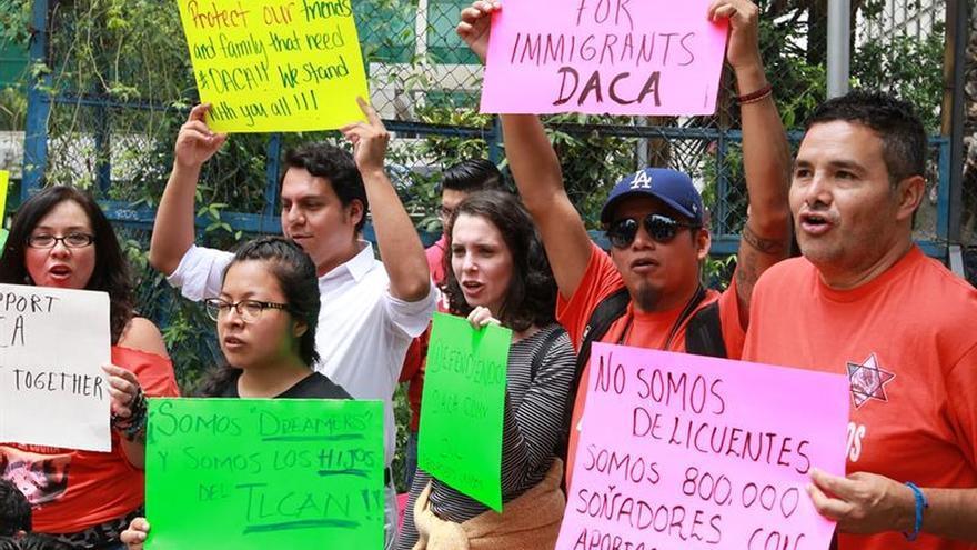 México lamenta fin de programa DACA y anuncia medidas para apoyar a soñadores
