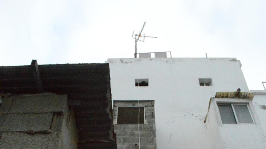 354 viviendas en Tamaraceite (Iago Otero Paz).