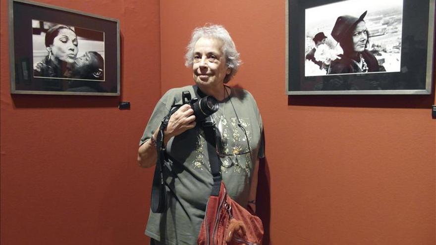 Colita, galardonada con el Premio Nacional de Fotografía 2014