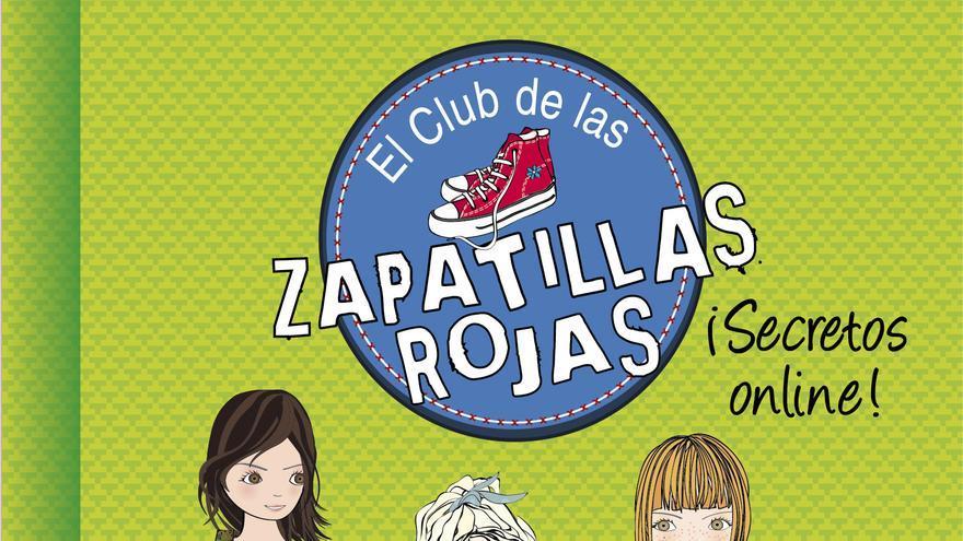 Lucía, Frida, Bea y Marta son las protagonistas de 'El Club de las Zapatillas Rojas'.