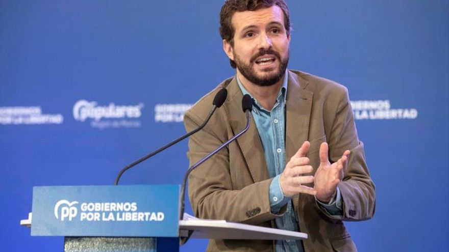 "Casado: ""A Gregorio Ordóñez la situación en Cataluña le resultaría familiar"""