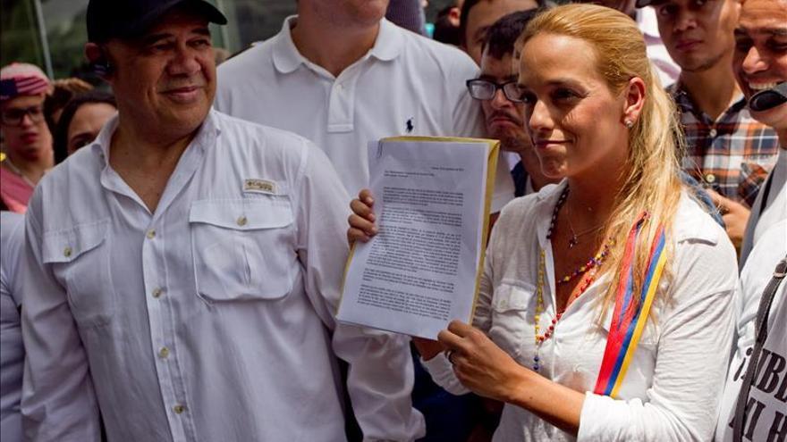 La alianza opositora de Venezuela le pide a Ban Ki-moon interceder a favor de Leopoldo López