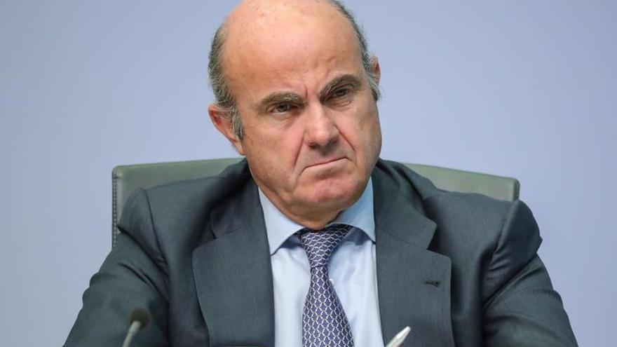 """De Guindos cree que pese a """"fatiga"""", Europa debe seguir con las reformas"""