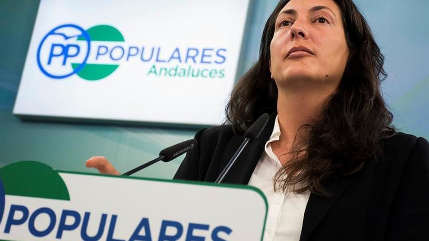 """El PP acusa a Díaz de tener """"bajo llave"""" información de 1.000 millones de formación"""