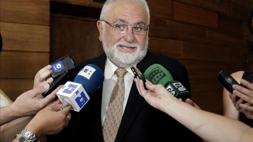 Cotino niega haber participado en las adjudicaciones para la visita del papa
