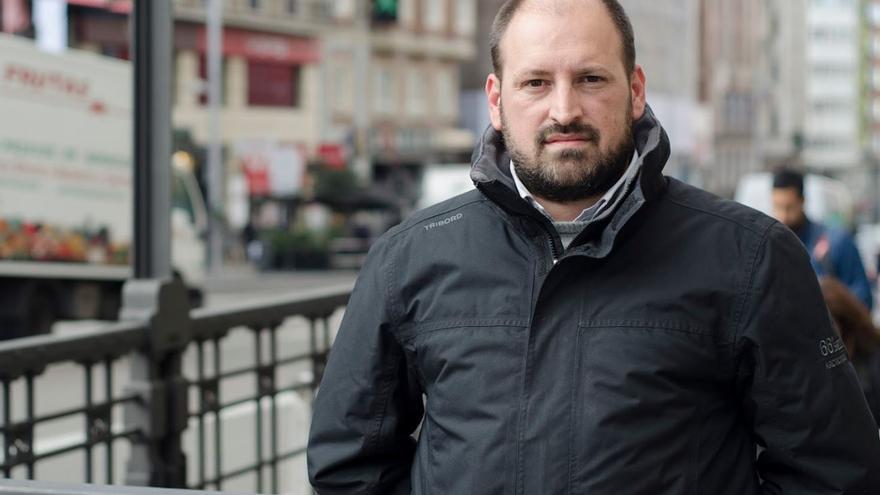 Roberto Benítez, denunciante del caso Teatro
