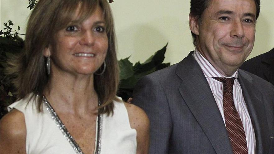 El matrimonio Cavero-González