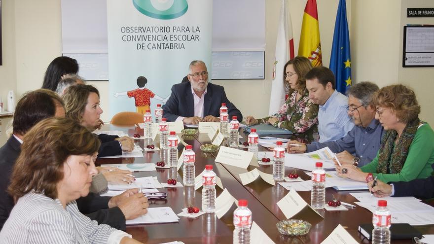 Constados diez casos de acoso escolar en centros educativos de Cantabria en el curso 2015-2016