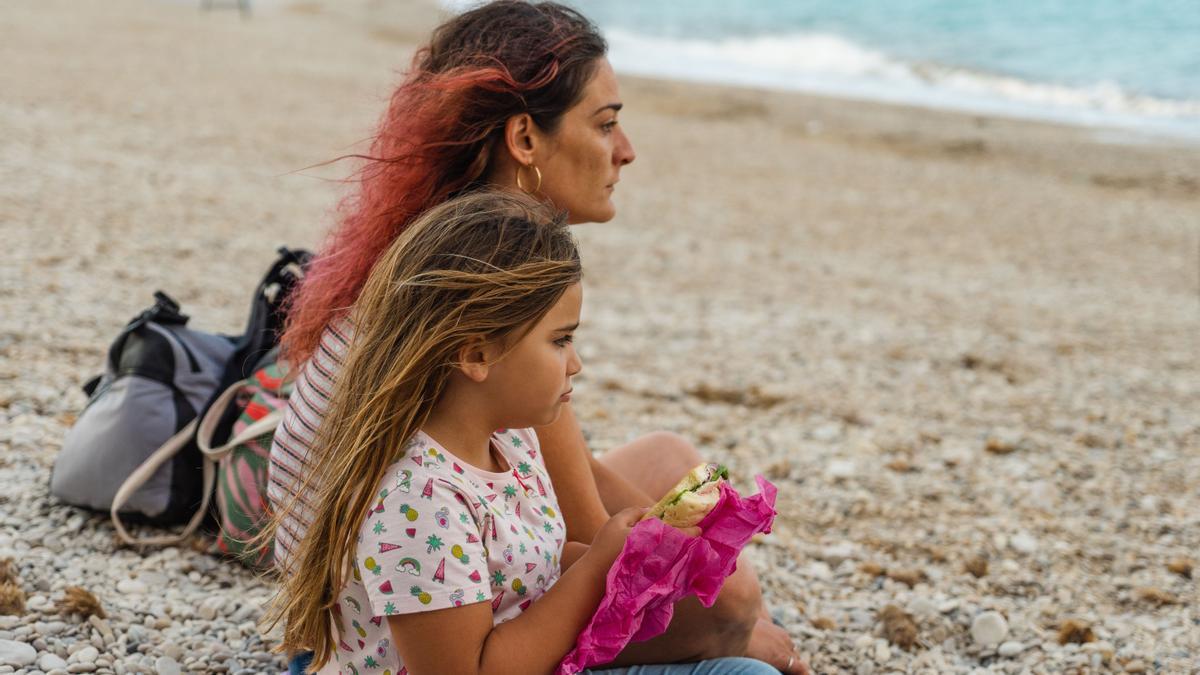 Fotograma de la película 'Ama'