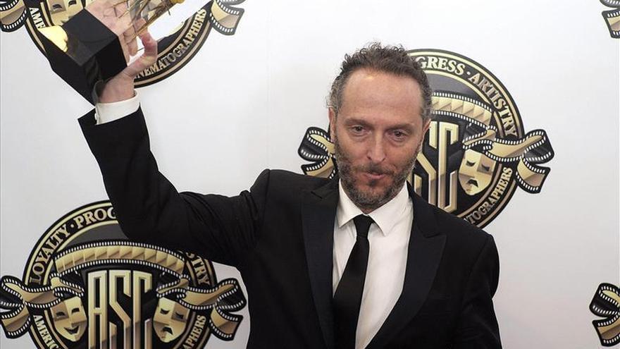 """Lubezki asegura que """"Birdman"""" fue su película más difícil"""