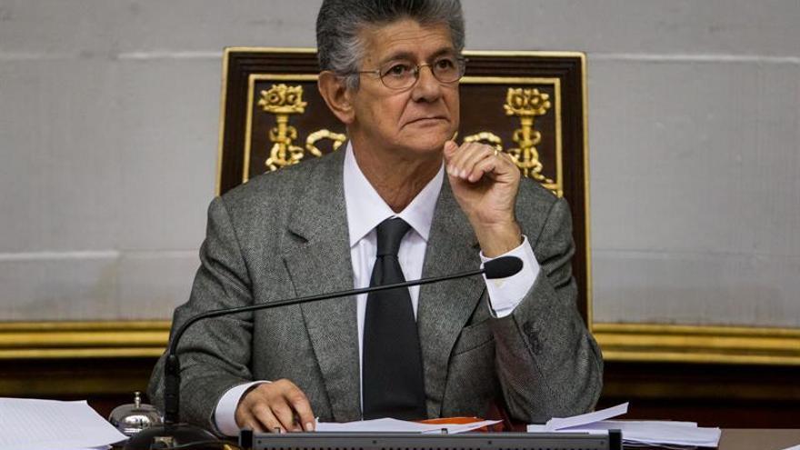 Ramos Allup cuestiona la actuación de Leonel Fernández sobre la carta de la OEA
