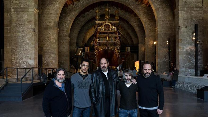 """Josep María Pou presenta en Barcelona """"Moby Dick"""""""