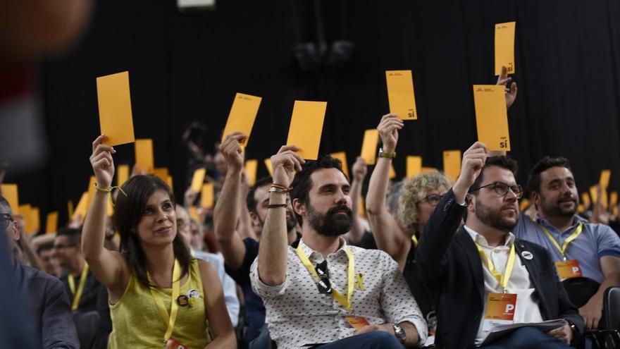ERC votará este sábado su hoja de ruta hacia la independencia sin renunciar a ninguna vía